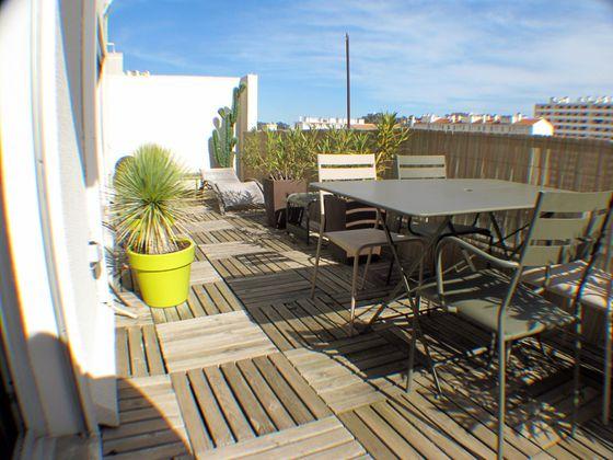 vente Appartement 4 pièces 90 m2 Toulon