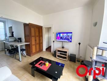 Appartement 2 pièces 33,59 m2
