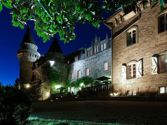 Vente château 60 pièces 5500 m2