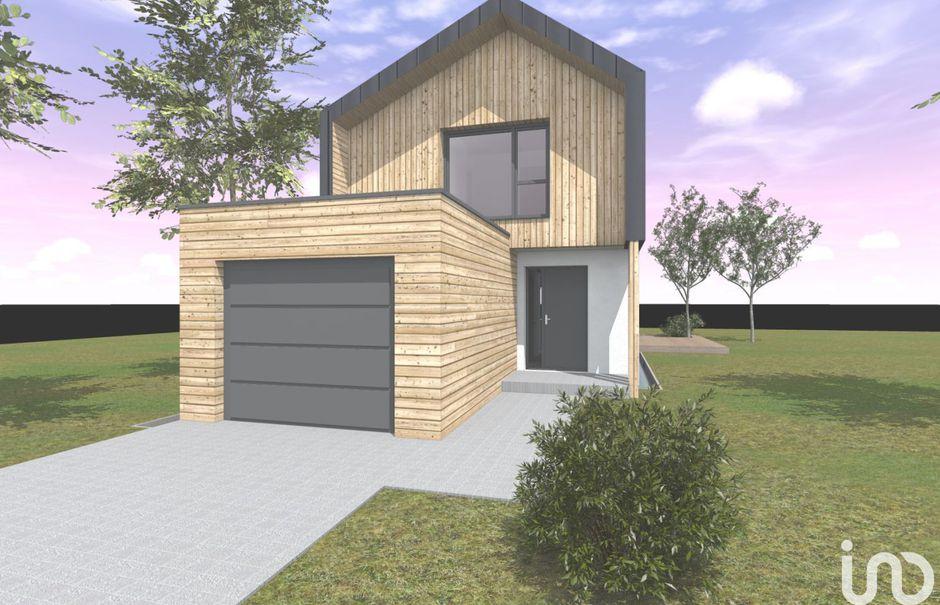 Vente terrain  739 m² à Dalem (57550), 39 800 €