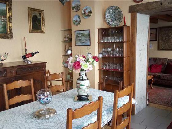 Vente maison 7 pièces 129 m2