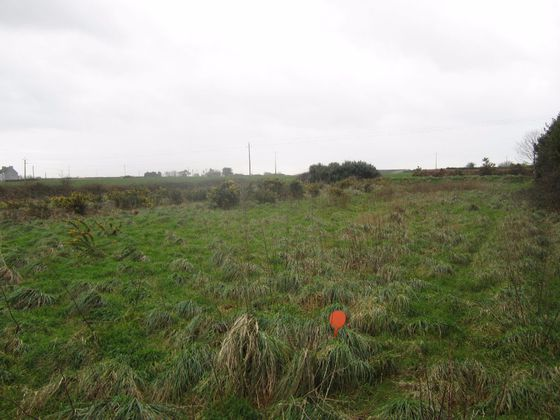 Vente terrain 1146 m2