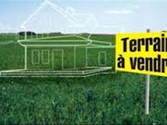 Vente terrain 674 m2
