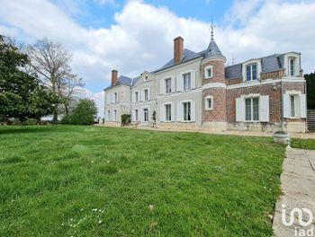 manoir à Châtillon-Coligny (45)