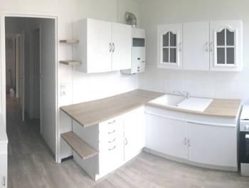Appartement 2 pièces 45,69 m2