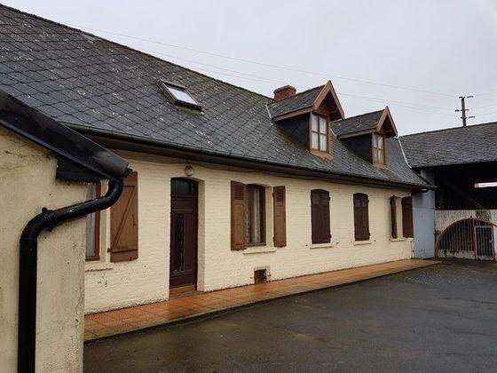Vente maison 4 pièces 710 m2