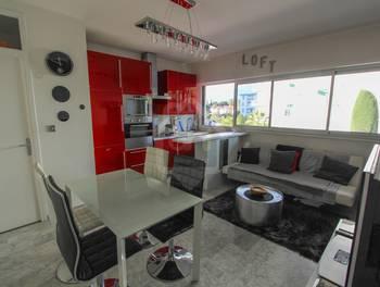 Appartement 3 pièces 40,13 m2