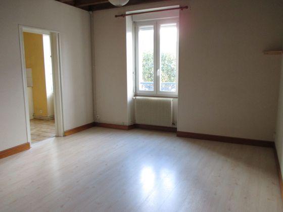 Vente appartement 3 pièces 59,06 m2