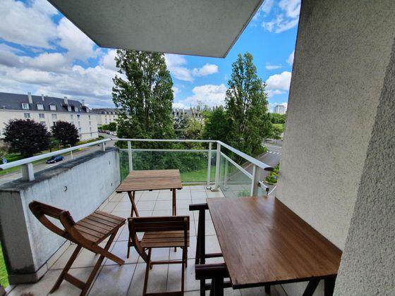 Location appartement 2 pièces 45,69 m2