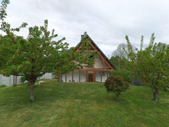 Vente maison 8 pièces 137 m2