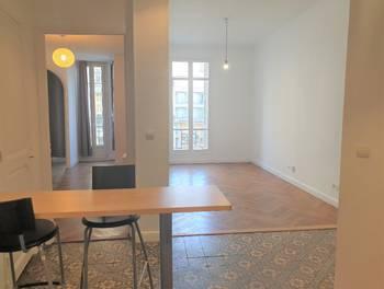 Appartement meublé 2 pièces 44,78 m2