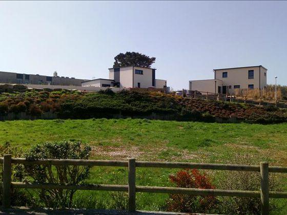 Vente terrain 1124 m2