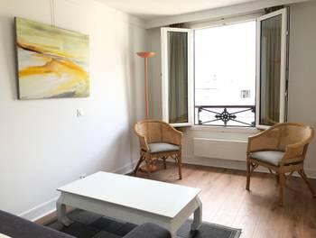 Appartement meublé 2 pièces 44,67 m2