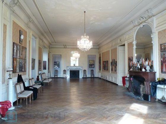 Vente château 30 pièces 3000 m2