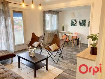 Appartement 3 pièces 70,56 m2