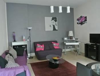Appartement meublé 2 pièces 59 m2