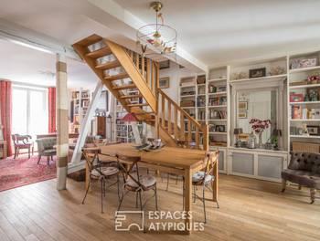 Appartement 5 pièces 128 m2