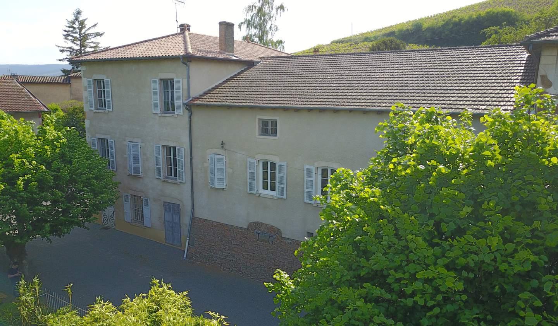 Maison Salles-Arbuissonnas-en-Beaujolais