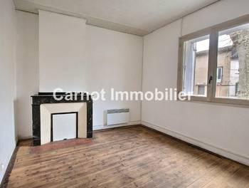 Appartement 3 pièces 60,88 m2