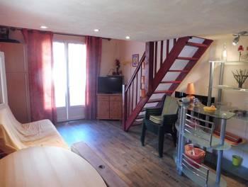 Maison 2 pièces 29 m2