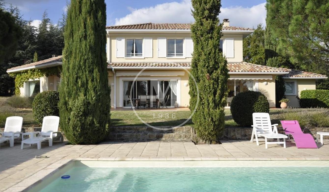 Villa avec piscine et terrasse Annonay