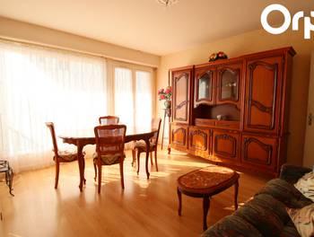 Appartement 3 pièces 52,48 m2