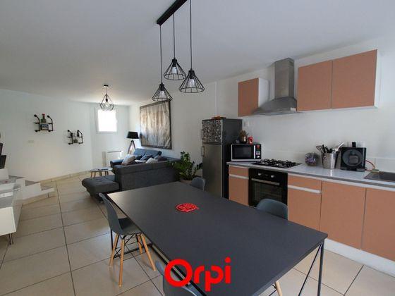 Vente maison 3 pièces 72,84 m2