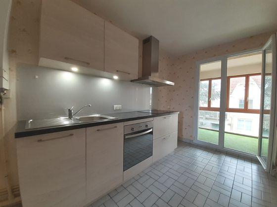 Location appartement 3 pièces 76,24 m2
