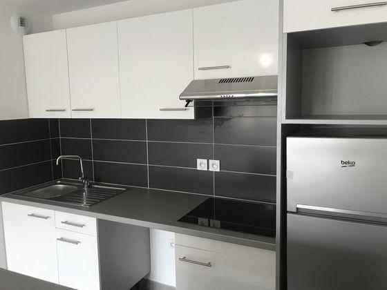 Location appartement 3 pièces 60,07 m2