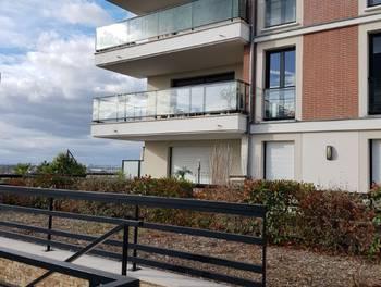 Appartement 2 pièces 47,39 m2
