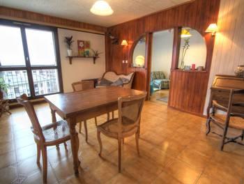 Appartement 4 pièces 81,07 m2