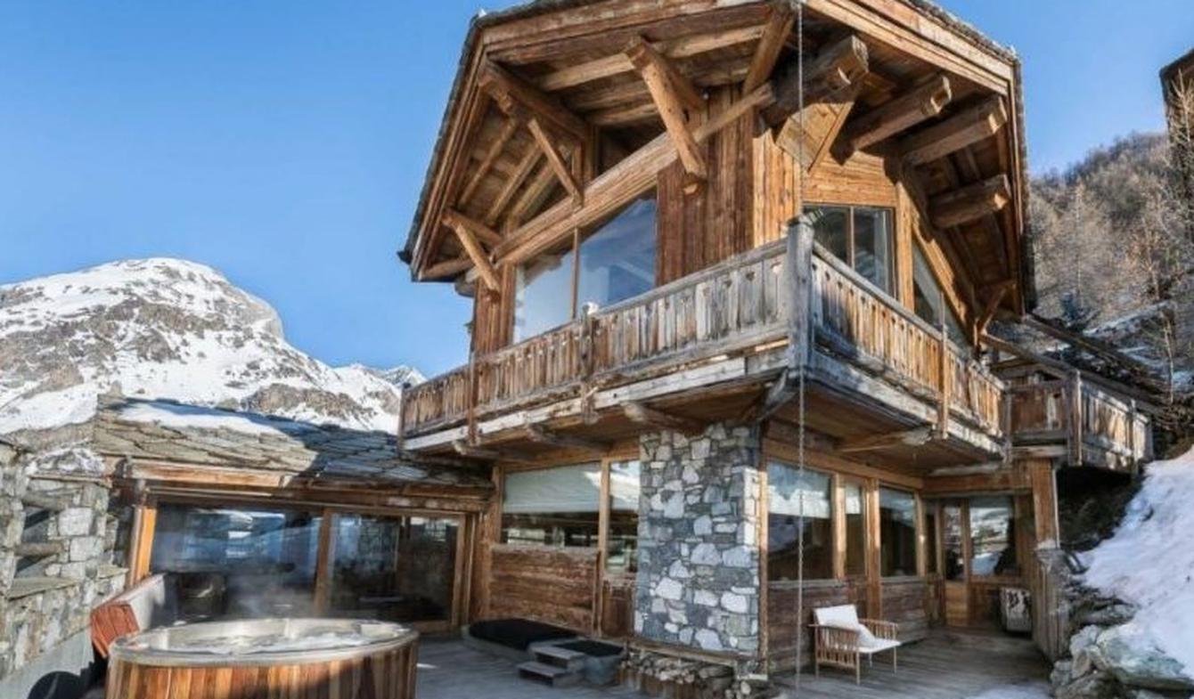 Chalet avec vue panoramique et terrasse Val-d'isere