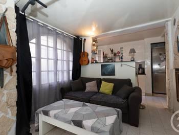 Appartement 2 pièces 29,6 m2