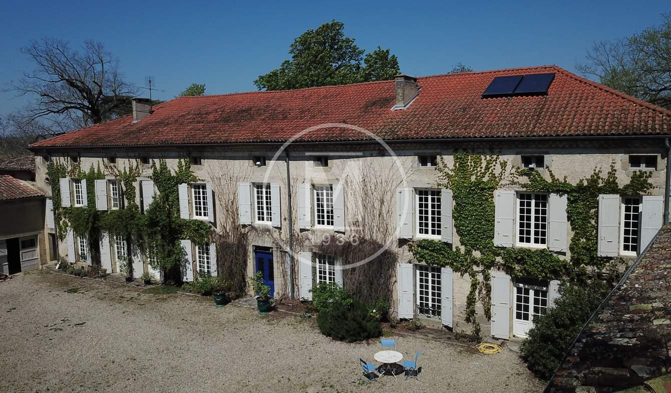 Maison avec terrasse Castres