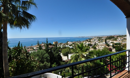 Villa De Luxe Avec Vue Mer Andalousie A Vendre