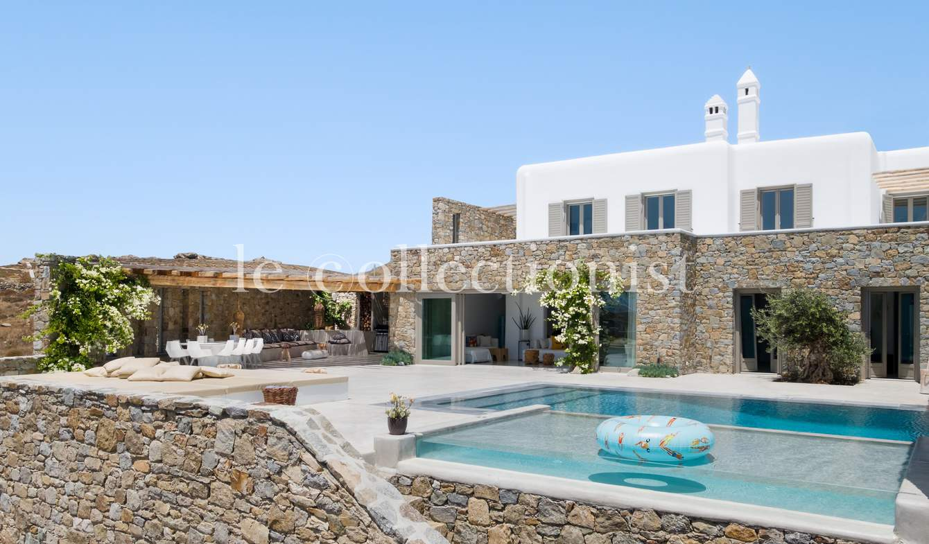Villa avec piscine Faros Armenistis