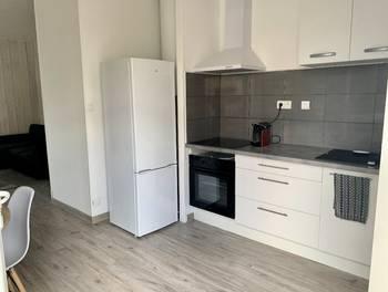Appartement meublé 3 pièces 57,39 m2