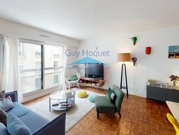 Appartement meublé 4 pièces 103,12 m2