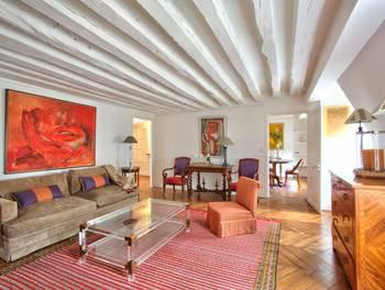 Appartement meublé 6 pièces 103,96 m2