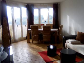 Appartement 2 pièces 50,39 m2