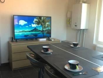 Appartement meublé 5 pièces 77,2 m2