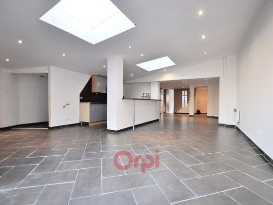 Vente appartement 3 pièces 89,14 m2