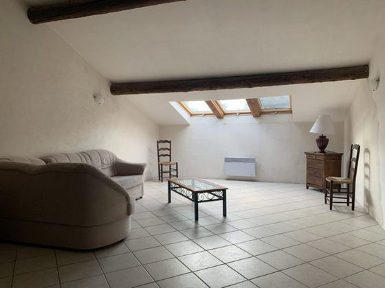 Location appartement meublé 2 pièces 62 m2