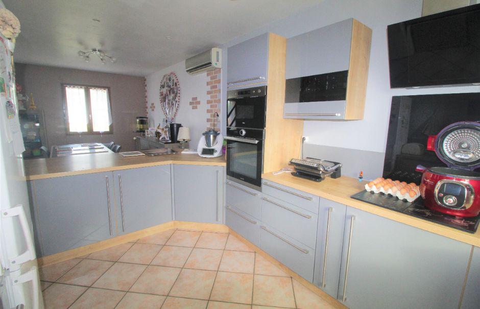 Vente maison 3 pièces 90 m² à Esmery-Hallon (80400), 144 900 €