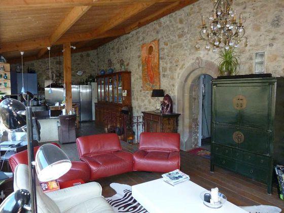 Vente maison 15 pièces 219 m2