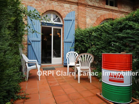 Location maison meublée 2 pièces 30 m2