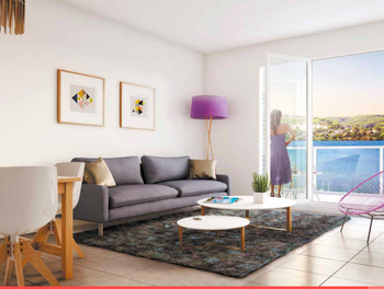 Appartement 3 pièces 57,79 m2