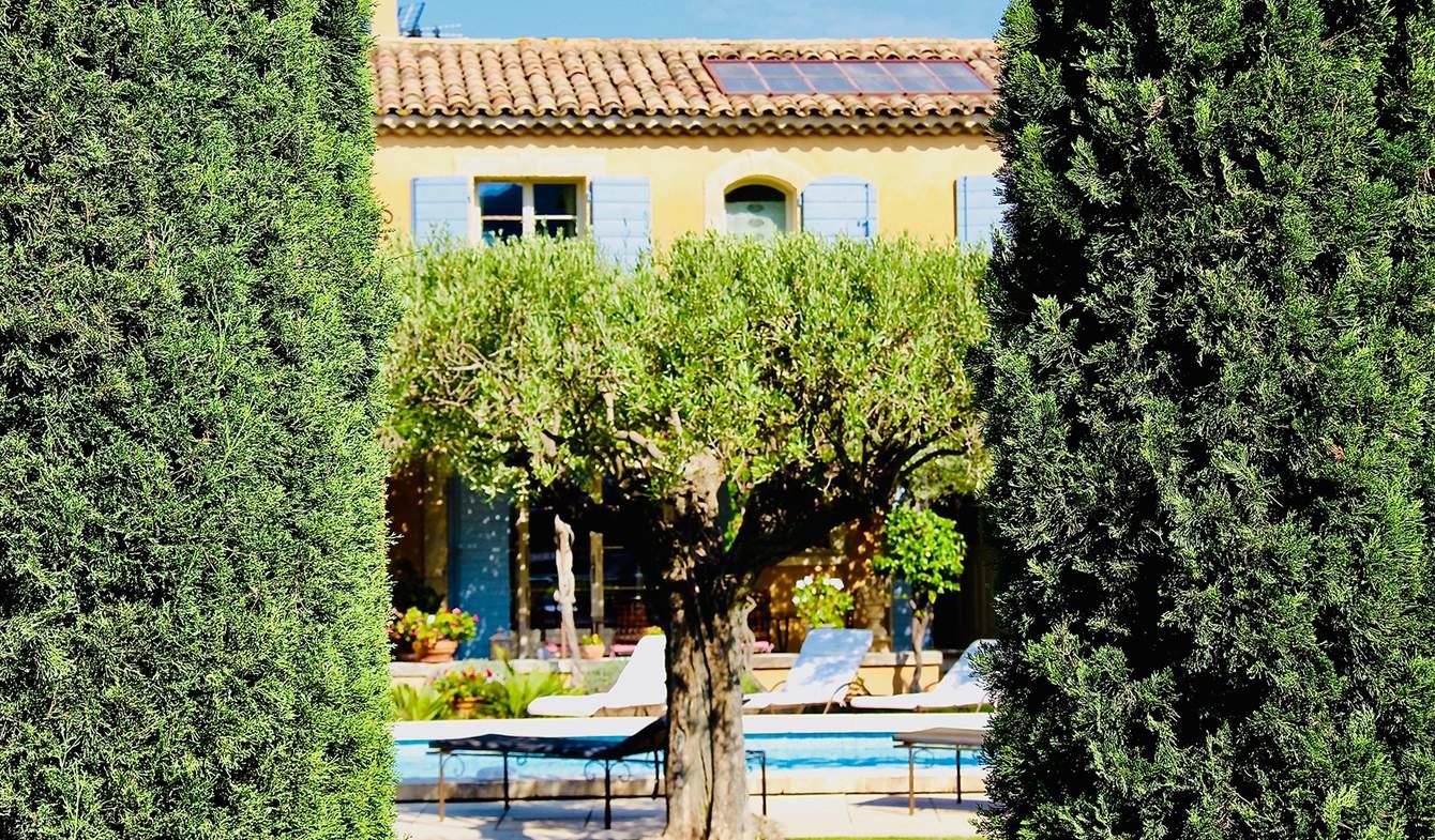 Villa Eygalières