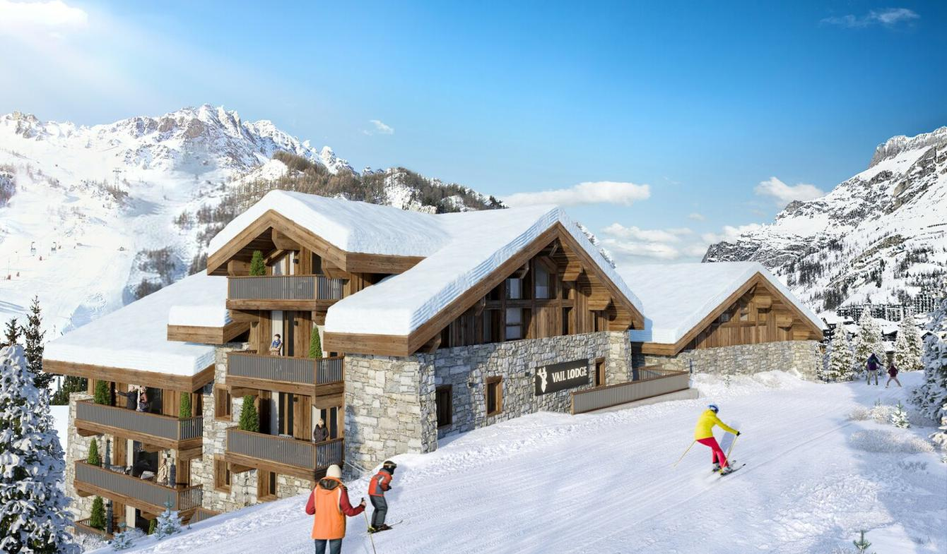 Appartement Val-d'isere