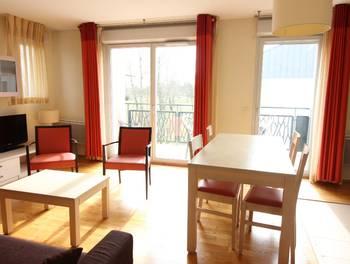 Appartement meublé 3 pièces 69,78 m2